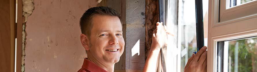raam vervangen glaszetter